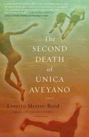 Cover of: The second death of Única Aveyano