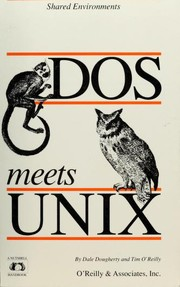 Cover of: DOS meets UNIX | Dale Dougherty
