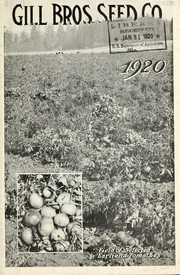Cover of: 1920 [catalog]