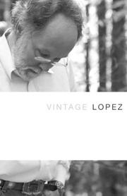 Cover of: Vintage Lopez