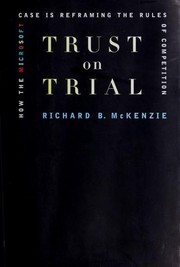 Cover of: Trust on Trial