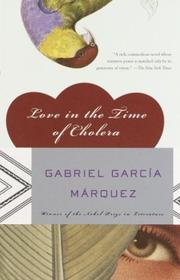 Cover of: Love in the Time of Cholera