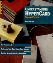 Cover of: Understanding HyperCard