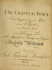 Cover of: Die Geister-Insel