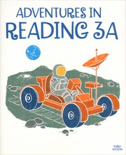 Cover of: Adventures in Reading 3A |