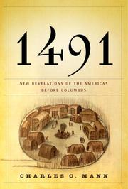 Cover of: 1491 | Charles C. Mann