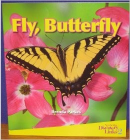 Fly, Butterfly, by Brenda Parkes by