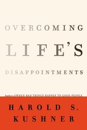 Cover of: Overcoming life's disappointments
