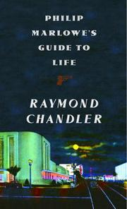 Cover of: Philip Marlowe's Guide to Life