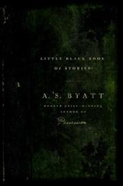 Cover of: Little black book of stories