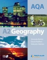 Cover of: Aqa A2 Geography