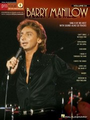 Cover of: Barry Manilow Sing 8 Of His Best With Soundalike Cd Tracks