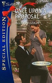 Cover of: Once Upon A Proposal