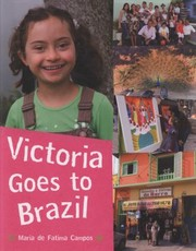 Cover of: Victoria Goes To Brazil