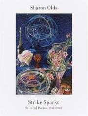 Cover of: Strike sparks: selected poems, 1980-2002