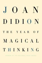 Cover of: The year of magical thinking