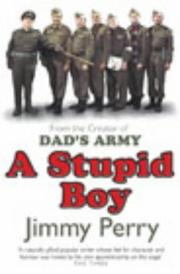 Cover of: Stupid Boy | Jimmy Perry