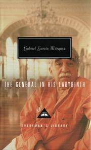 Cover of: General en su laberinto