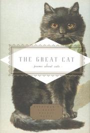 Cover of: The Great Cat | Emily Fragos