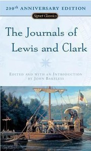 Cover of: The Journals Of Lewis And Clark