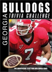 Cover of: The Georgia Bulldogs Trivia Challenge