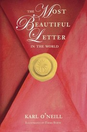 Cover of: The Most Beautiful Letter In The World
