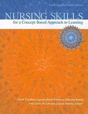 Cover of: Nursing Skills For A Conceptbased Approach To Learning
