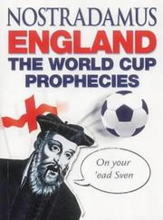 Cover of: England: World Cup Prophecies (World Cup 2002)