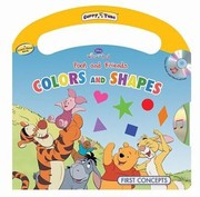 Cover of: Pooh and Friends Colors and Shapes