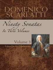 Cover of: Ninety Sonatas In Three Volumes