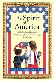Cover of: The Spirit of America