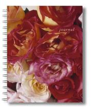 Cover of: Bouquet of Roses Wire-O Bound Journal