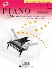 Cover of: Piano Adventures Gold Star Performance Level 1 Nfmc