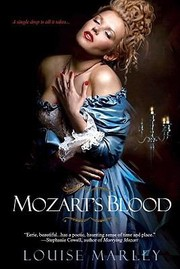 Cover of: Mozarts Blood