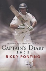 Cover of: Captains Diary 2008