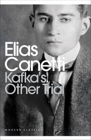 Cover of: Kafkas Other Trial The Letters To Felice