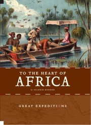 Cover of: To The Heart Of Africa Livingstone