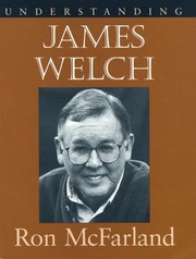 Cover of: Understanding James Welch