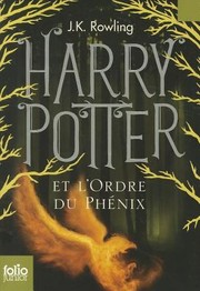 Cover of: Harry Potter Et Lordre Du Phnix