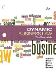 Cover of: Business Law The Essentials
