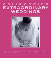 Cover of: Extraordinary weddings | Colin Cowie
