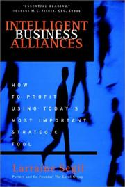 Cover of: Intelligent Business Alliances