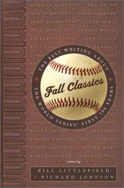 Cover of: Fall Classics by Richard Johnson