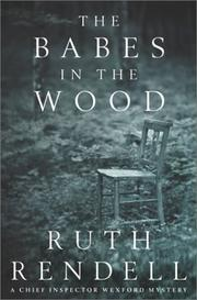 Cover of: The babes in the wood | Ruth Rendell