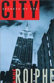 Cover of: Secrets of the city