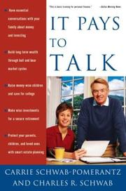 Cover of: It Pays to Talk