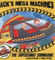 Cover of: The Supersonic Submarine