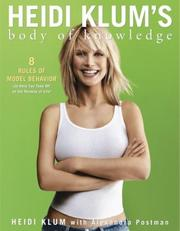Cover of: Heidi Klum's Body of Knowledge
