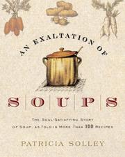 Cover of: An Exaltation of Soups