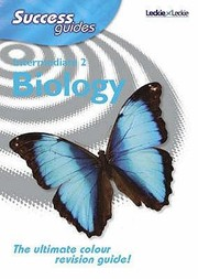 Cover of: Intermediate 2 Biology